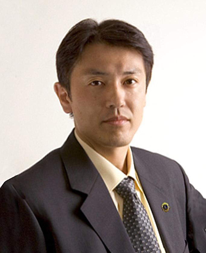 香芝ライオンズクラブ 26代 会長  上田 修