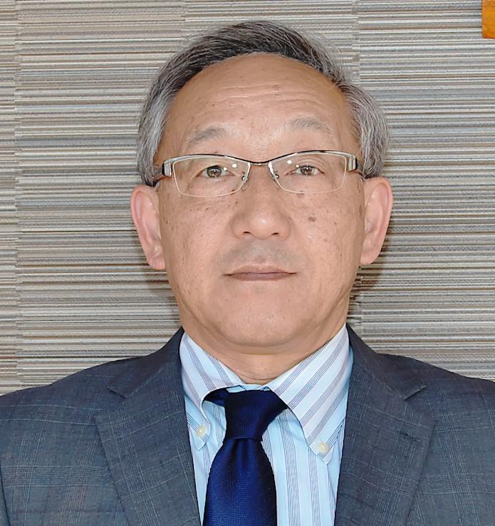 香芝ライオンズクラブ 27代 会長  奥山 隆俊