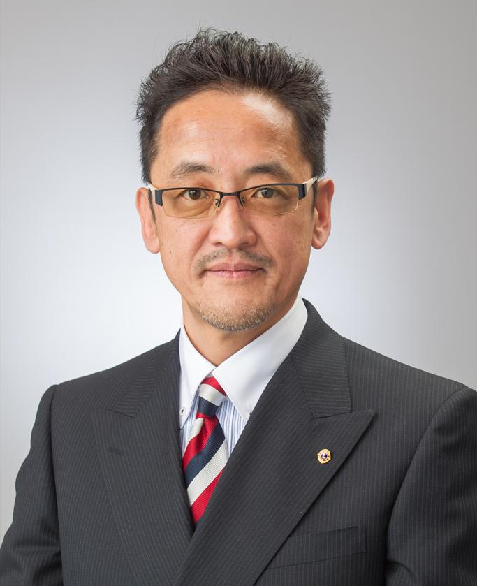 香芝ライオンズクラブ 28代 会長  阪本 恵津男
